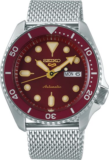 Seiko_Herrenuhr_5 Sports_4R36_ SRPD69K1